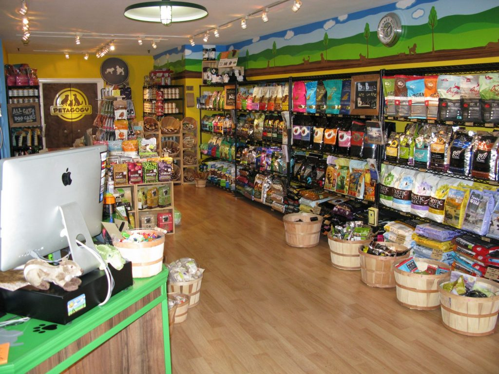 safety issues for a pet store