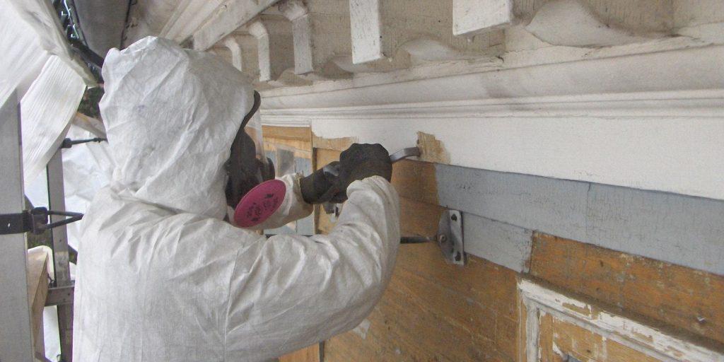 lead based paint abatement services