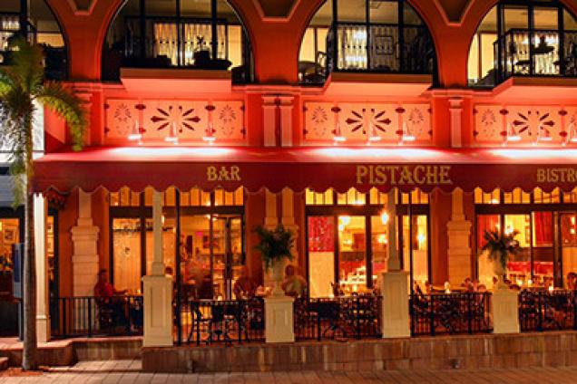 Pistache French Bistro, Florida